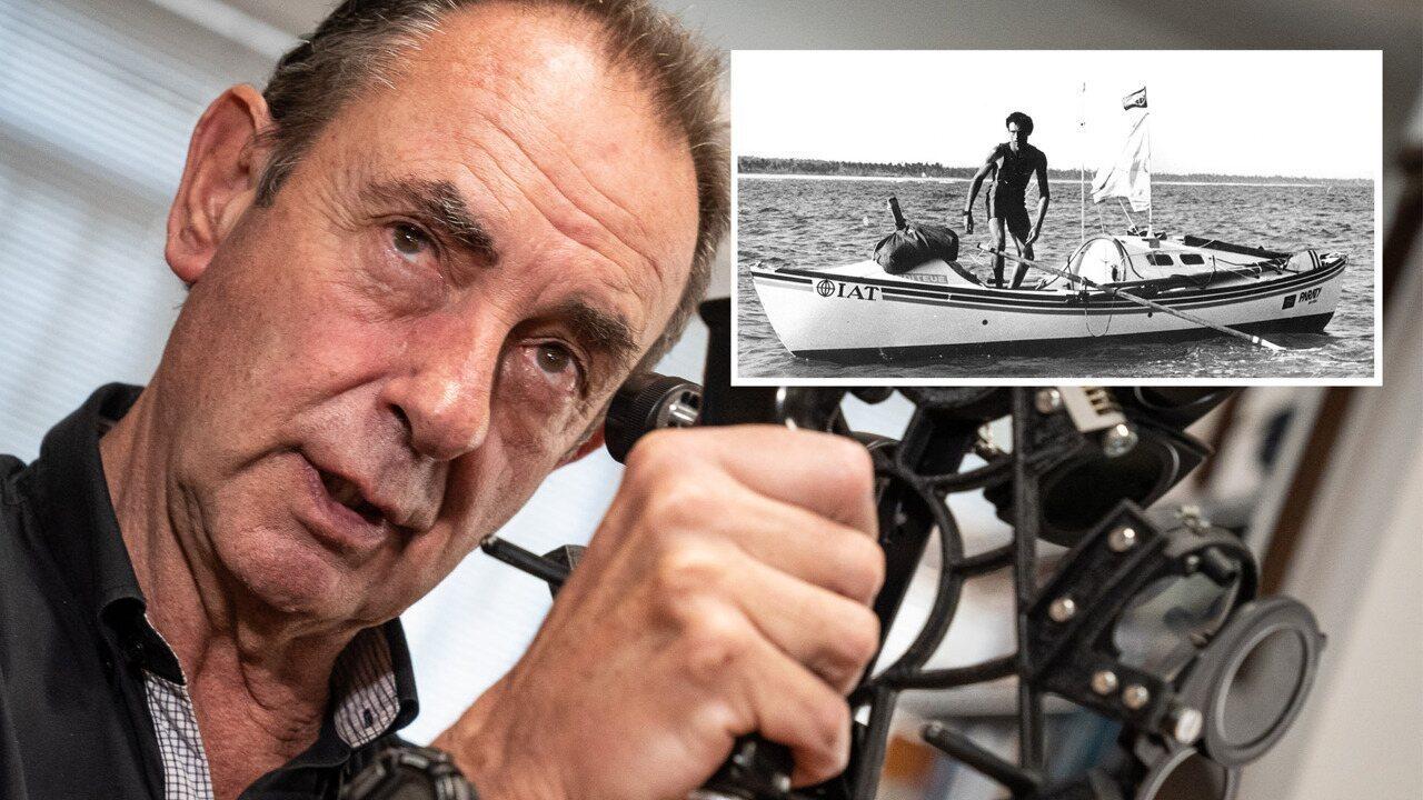 Amyr Klink fala sobre 35 anos da travessia do Oceano Atlântico