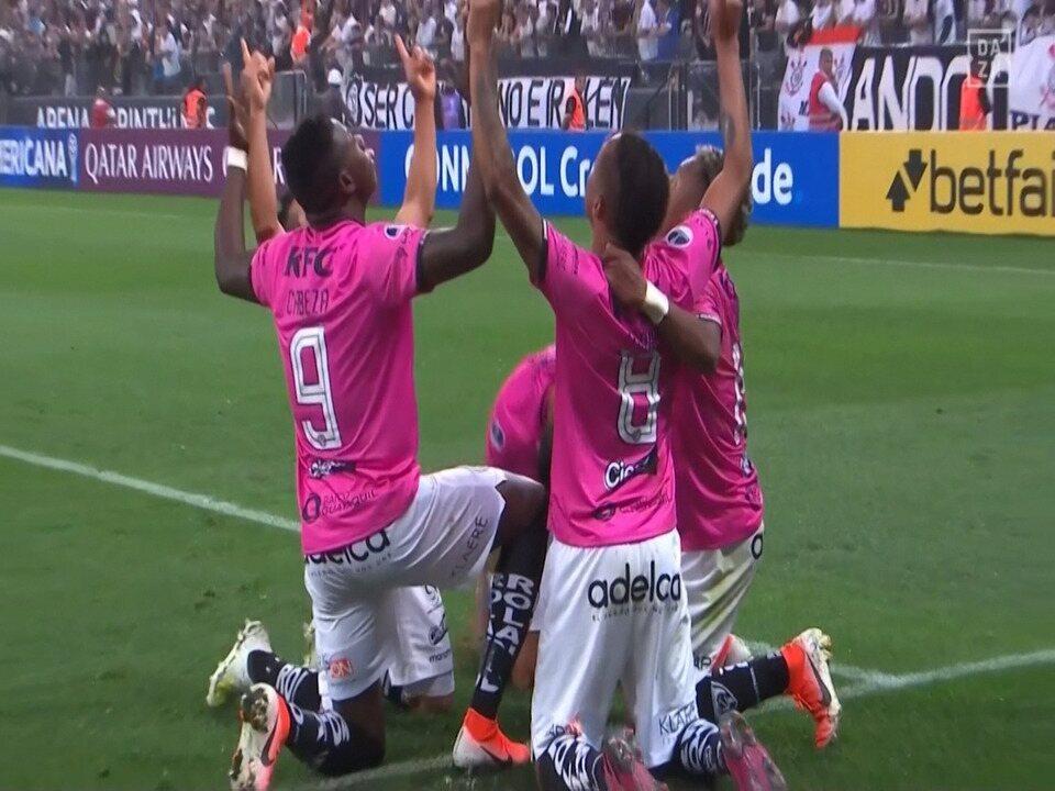 Melhores momentos de Corinthians 0x2 Independiente Del Valle pela Sul-Americana