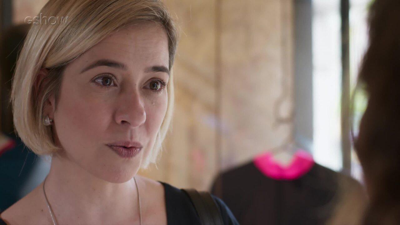 20/9 - Teaser 'Malhação - Toda Forma de Amar': Lígia surpreende Rita na loja