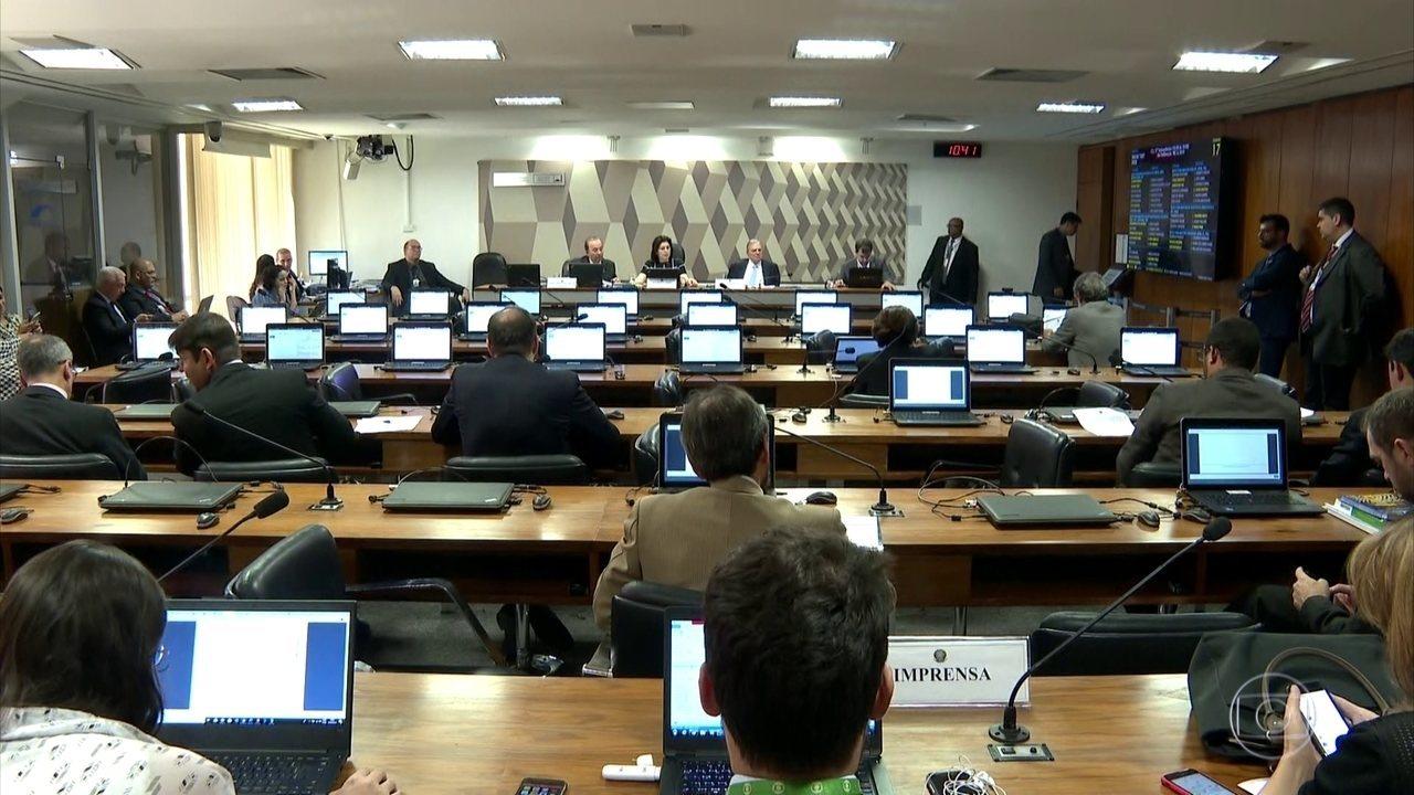Relator de reforma da Previdência rejeita emendas propostas por senadores