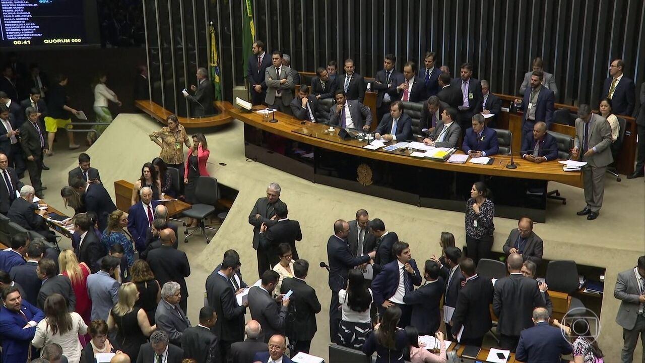 Câmara dos deputados aprova mudança na legislação eleitoral