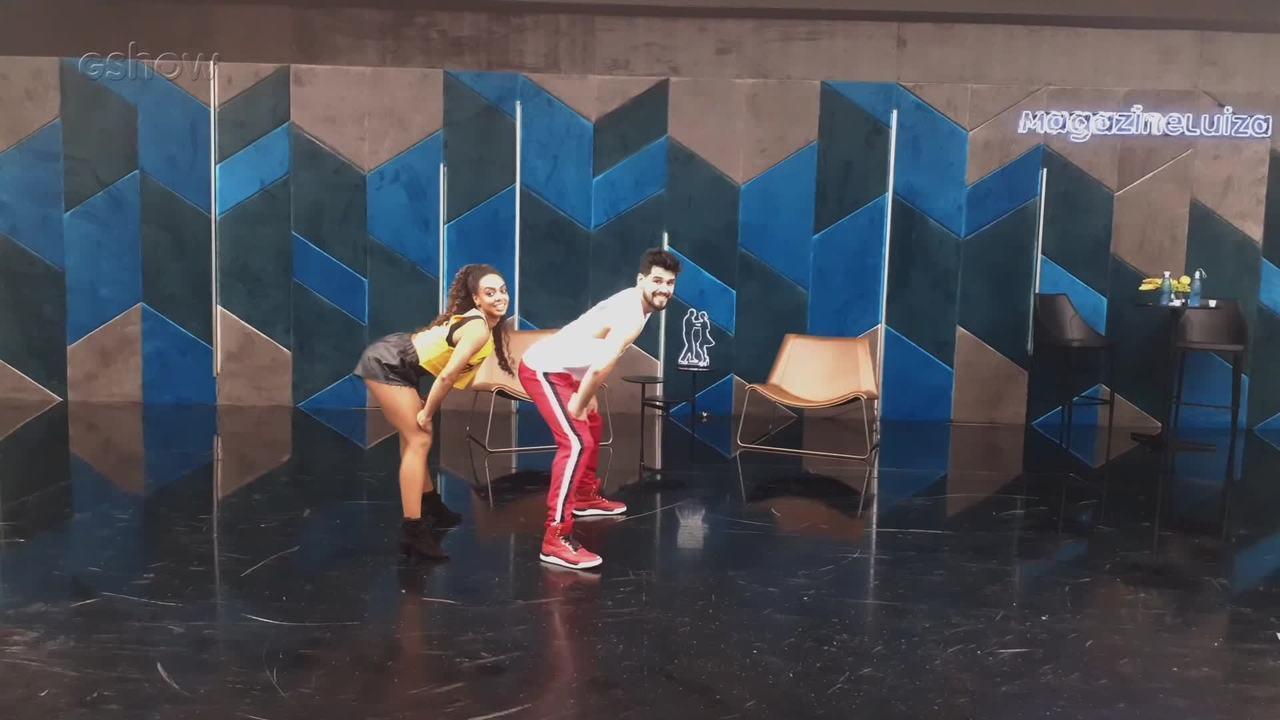 Veja como está a preparação para o funk com o time feminino do 'Dança dos Famosos'
