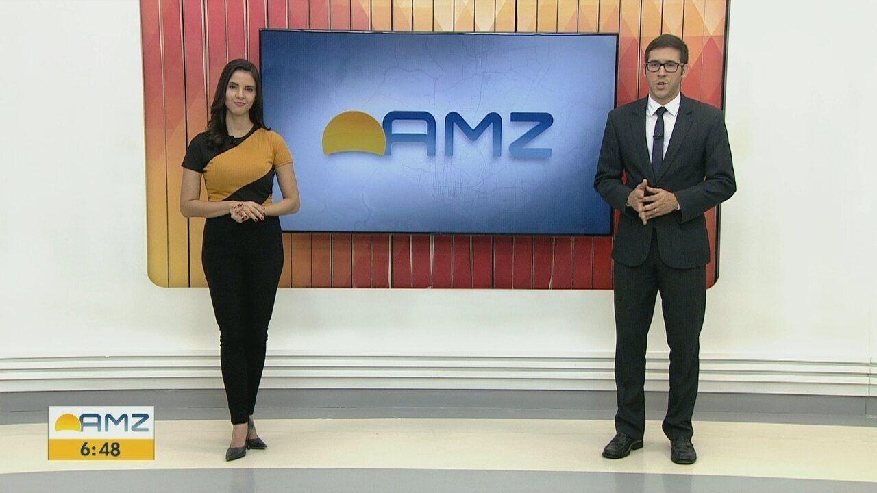 Assista a íntegra do Bom Dia Amazônia desta quarta-feira (19) - Assista a íntegra do Bom Dia Amazônia desta quarta-feira (19).