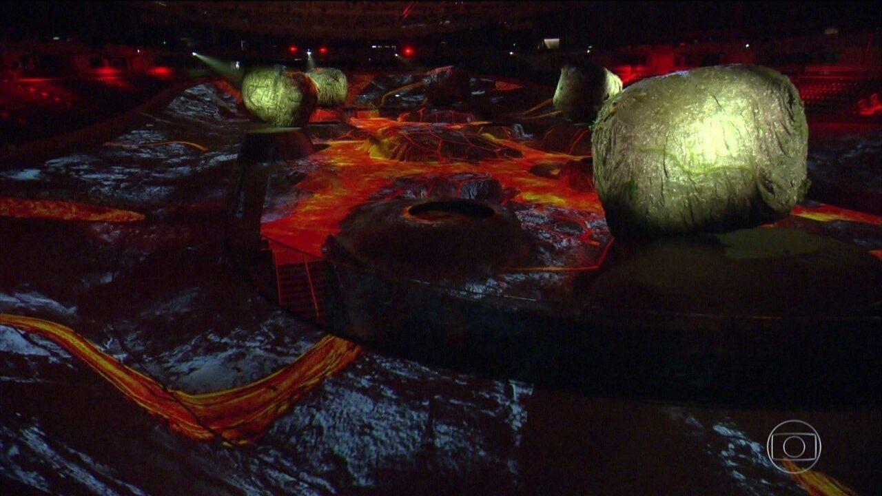 Rock in Rio terá arena com projeções especiais na Cidade do Rock