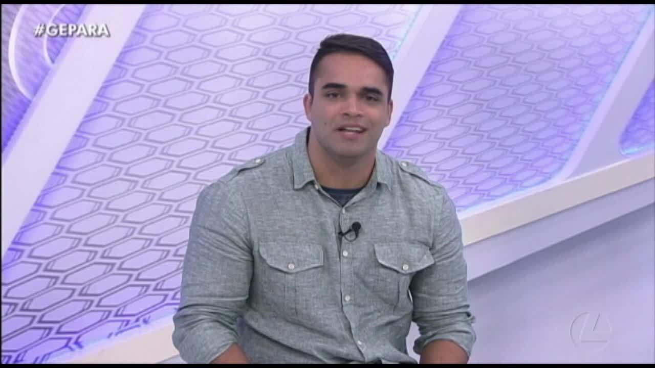 Veja a íntegra do Globo Esporte Pará deste sábado, dia 21