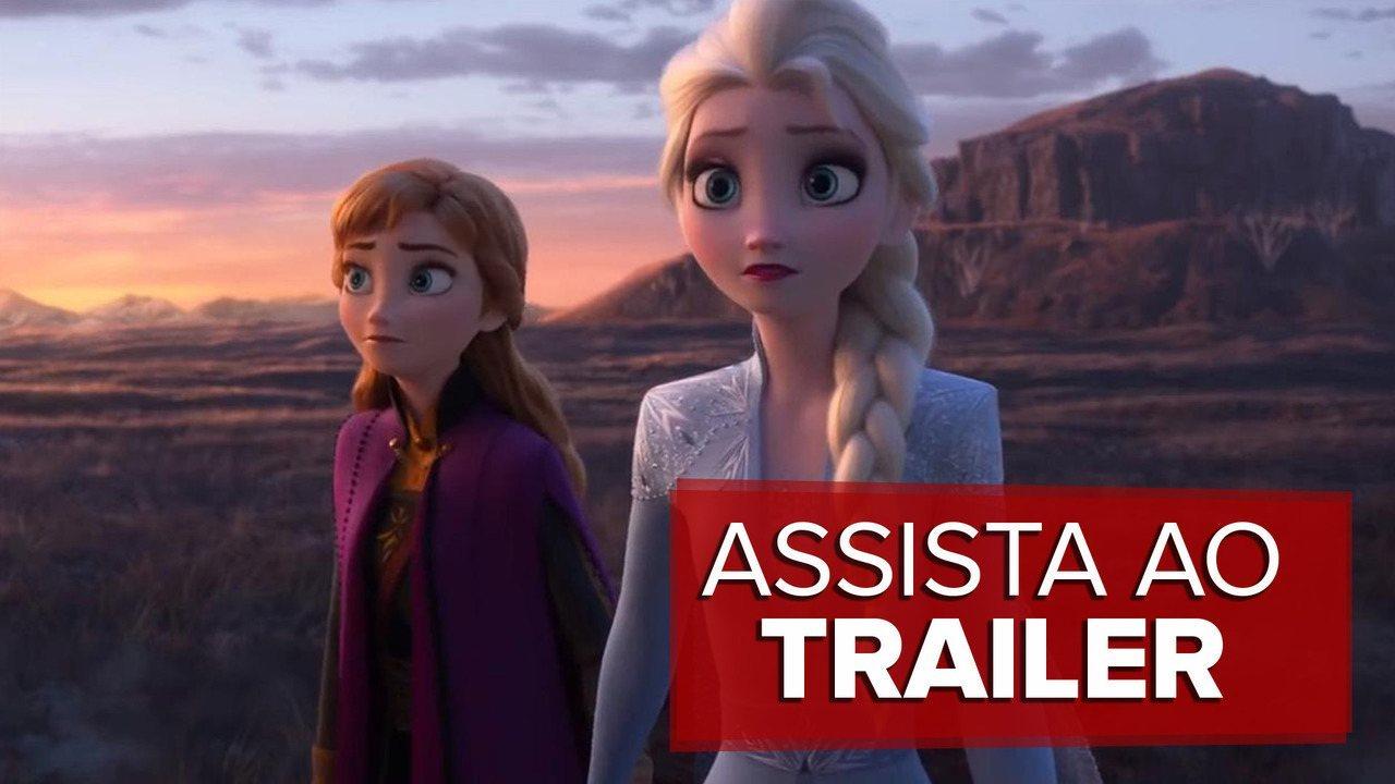 Trailer de 'Frozen 2