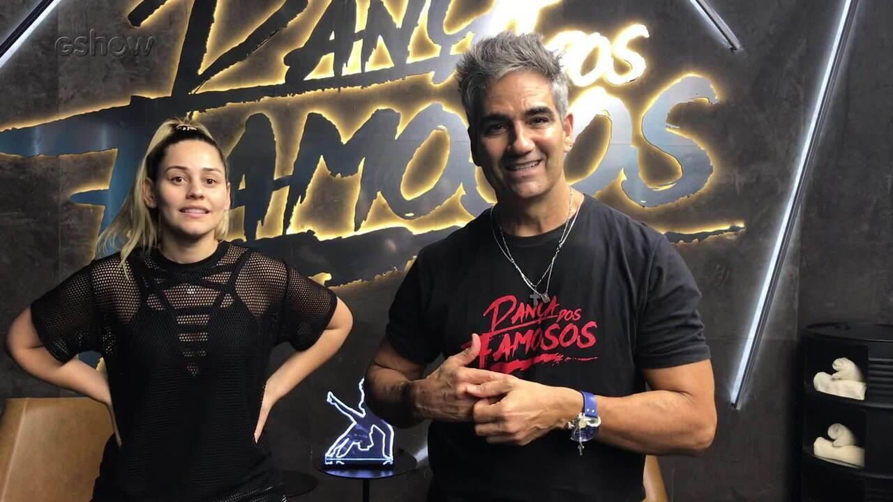 Coreógrafos do 'Dança dos Famosos' explicam desafios do funk