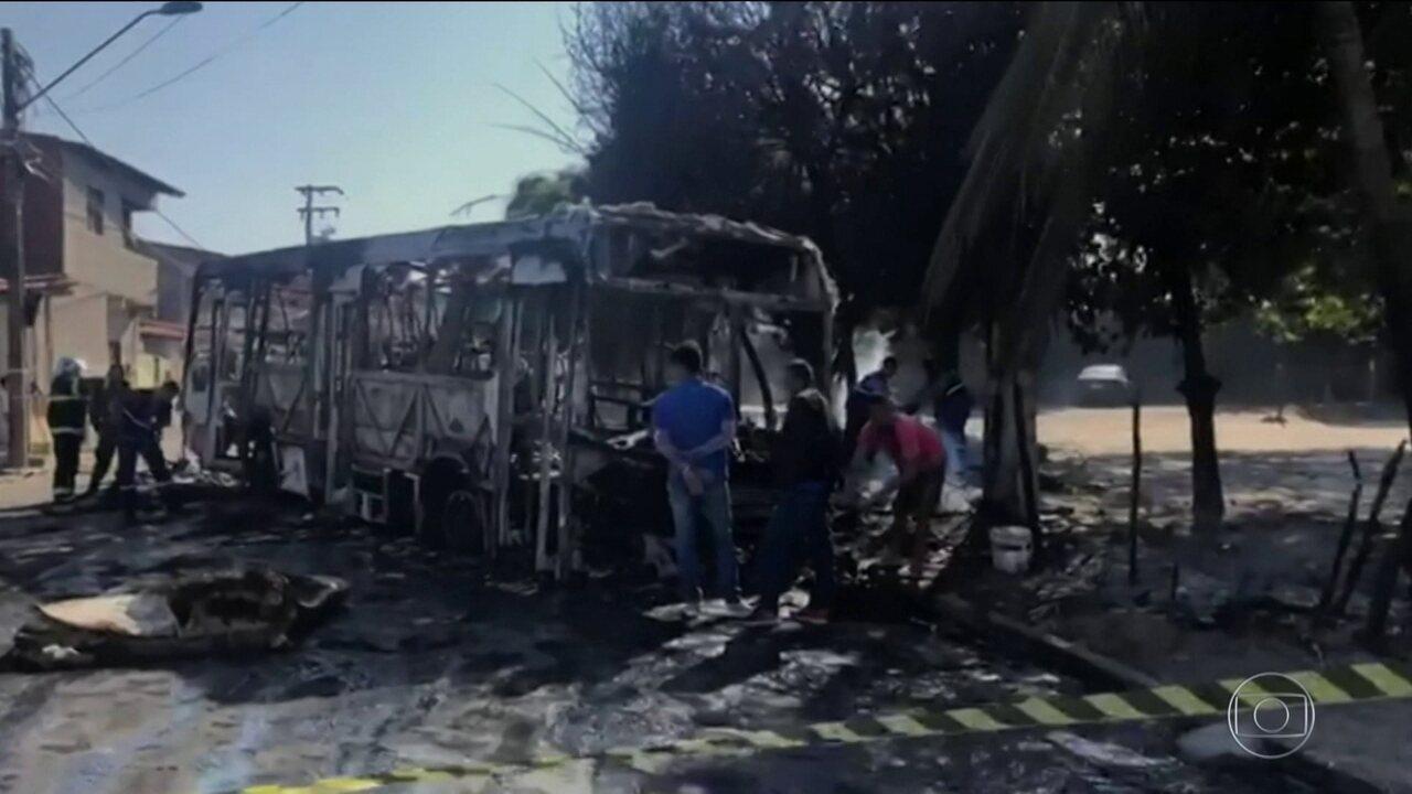 Ceará vive quinto dia seguido de ataques
