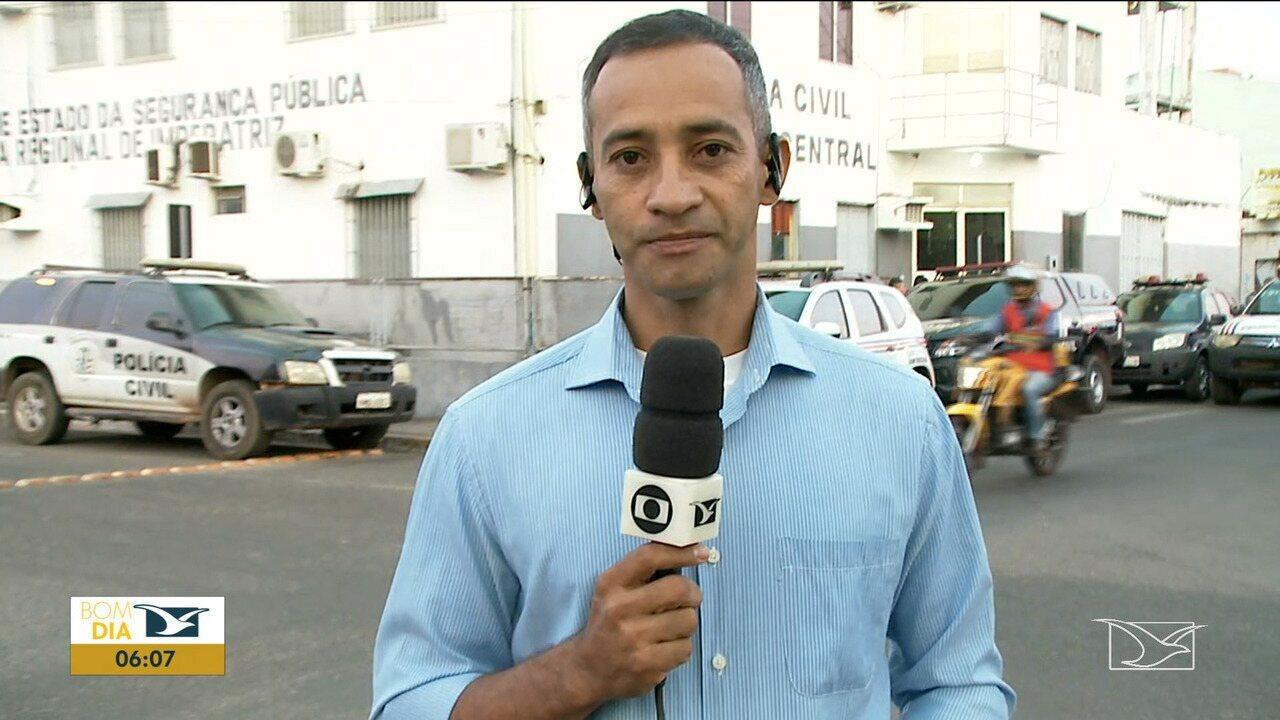 Filho de sargento é assassinado no Maranhão