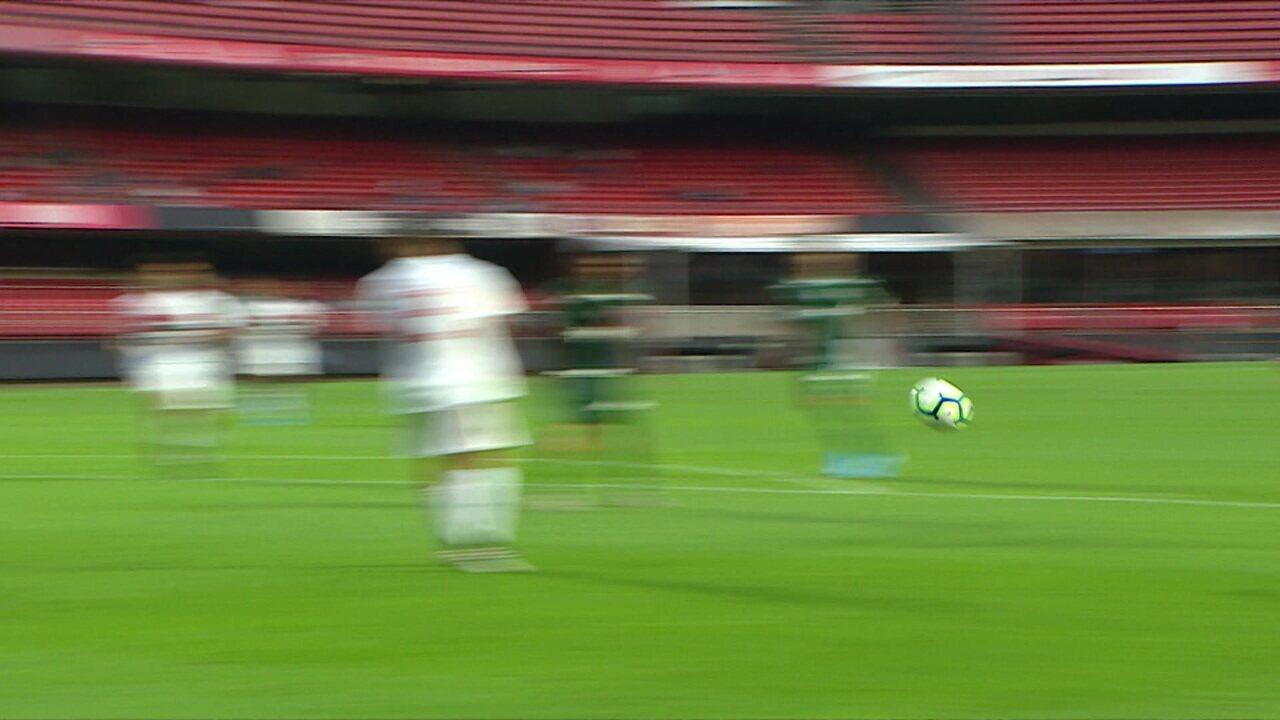 Melhores momentos: São Paulo 3 x 2 Palmeiras pelo jogo 1 da Decisão da Copa do Brasil sub-17