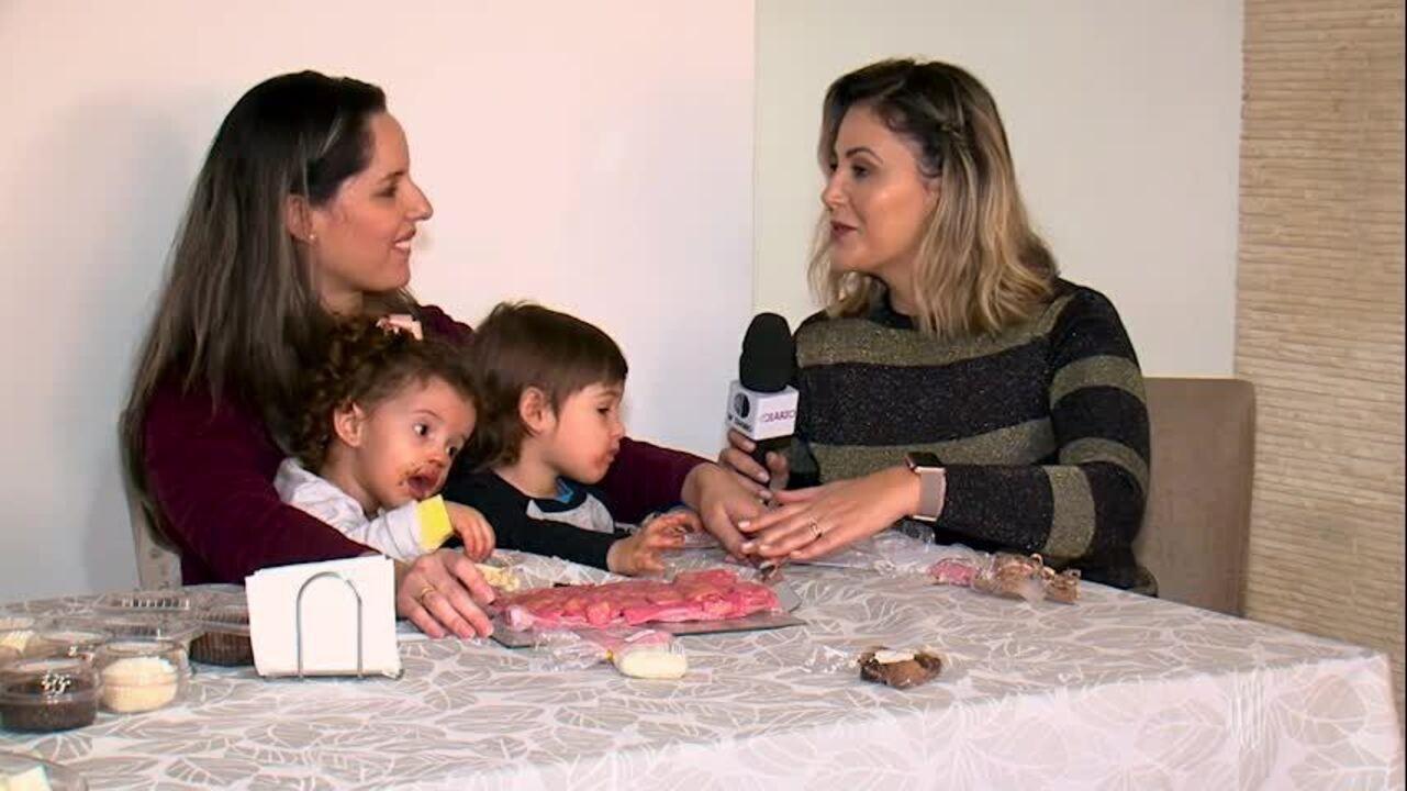 'Maria da Paz' de Poá: após a maternidade, a Catarina transformou a vida com os doces