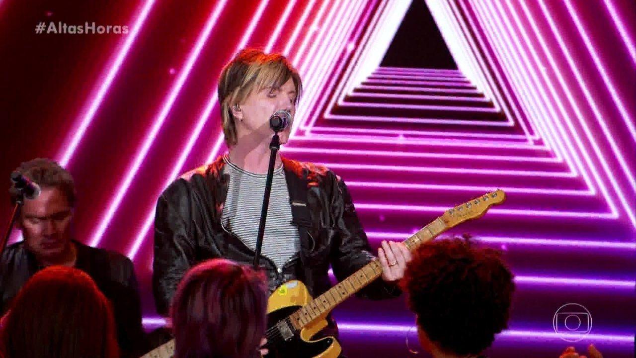 Goo Goo Dolls tocou  'Miracle Pill'
