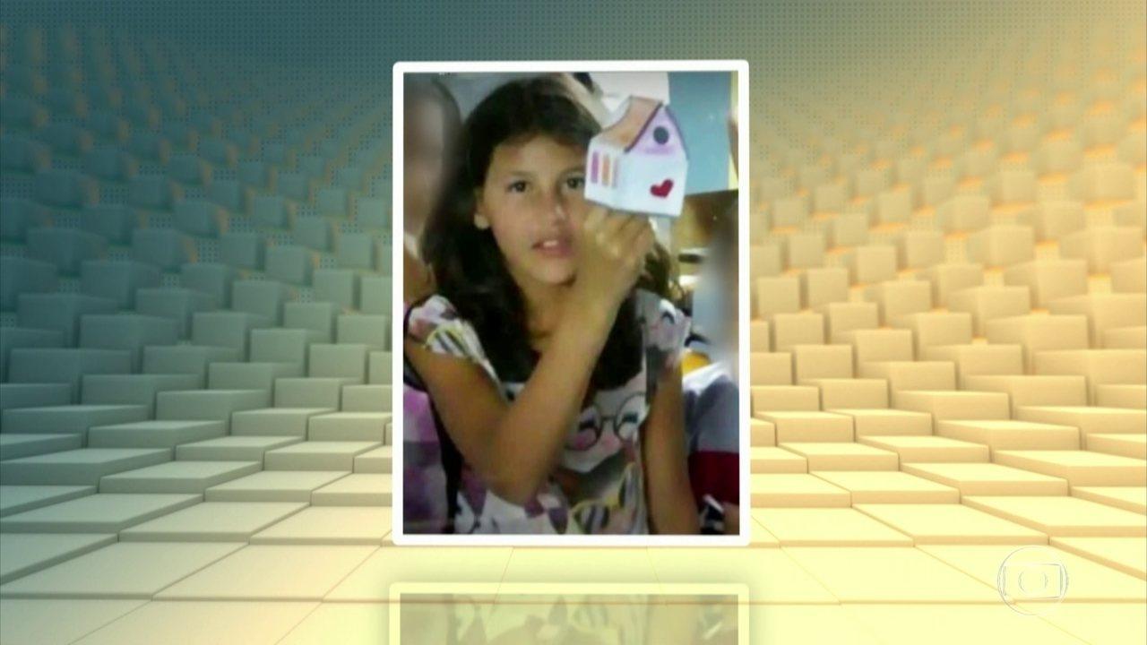 Polícia de São Paulo investiga morte de menina de 9 anos