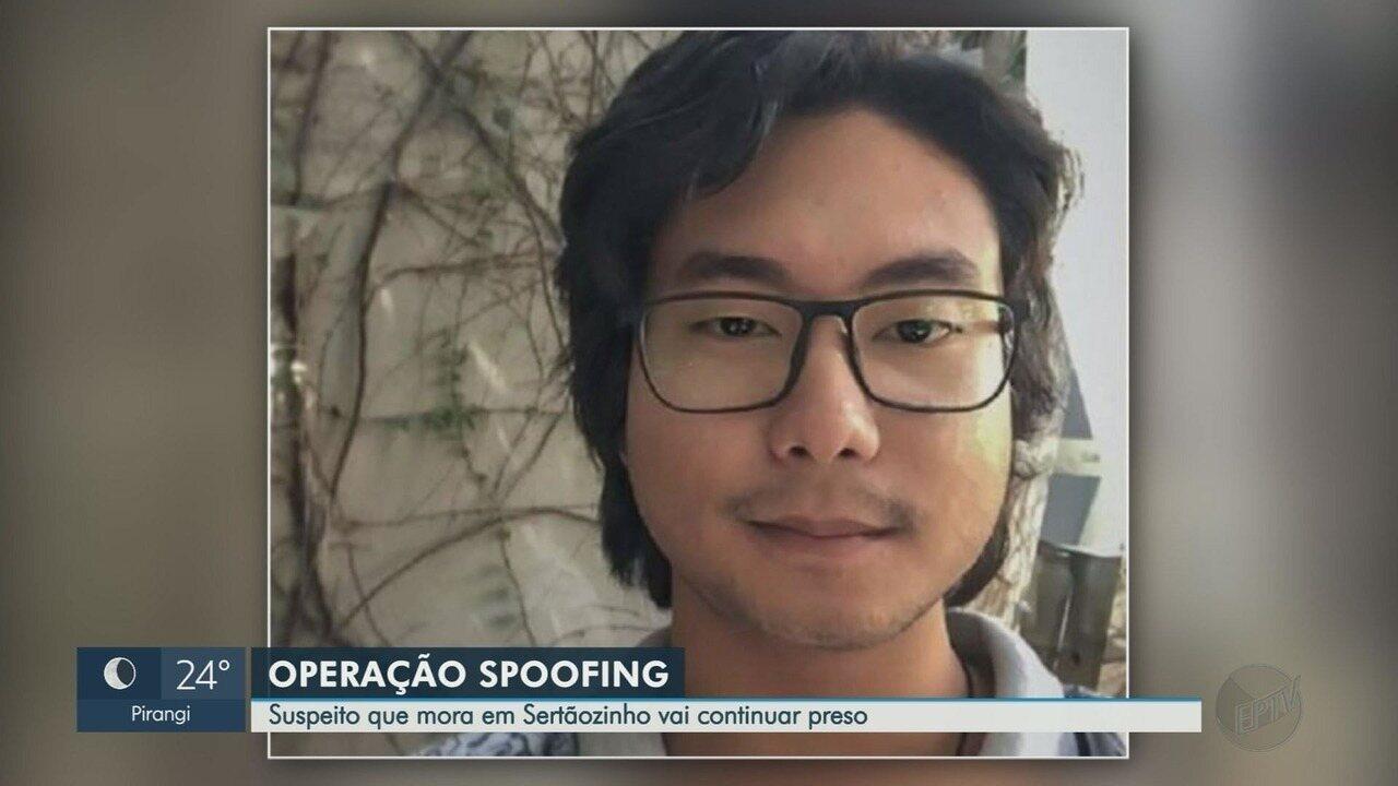 Operação Spoofing: jovem de Sertãozinho vai permanecer preso, decide Justiça em Brasília