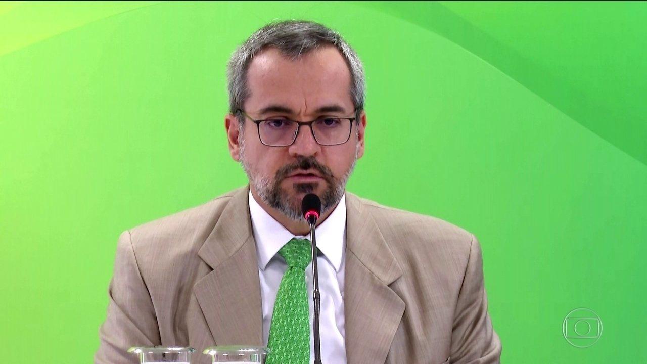 Ministério da Educação detalha destino de R$ 2 bilhões
