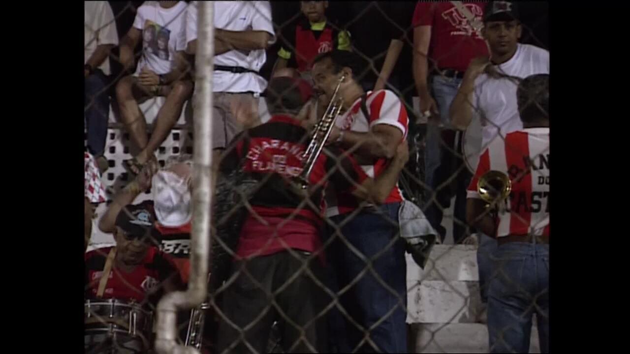 Flamengo x Grêmio - Supercopa Libertadores 1992