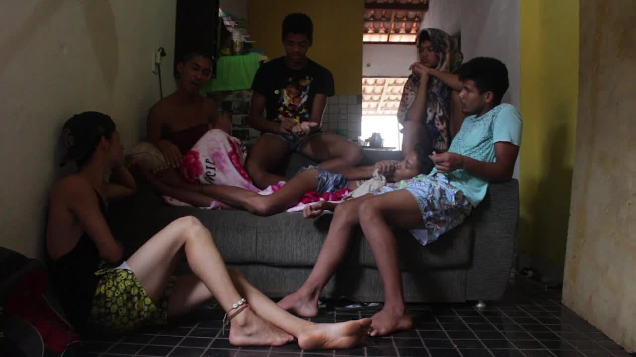 Vídeo produzido por Clara Leal e Rubens dos Anjos