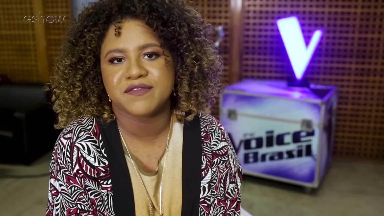 Confira a trajetória de Ana Ruth no The Voice Brasil
