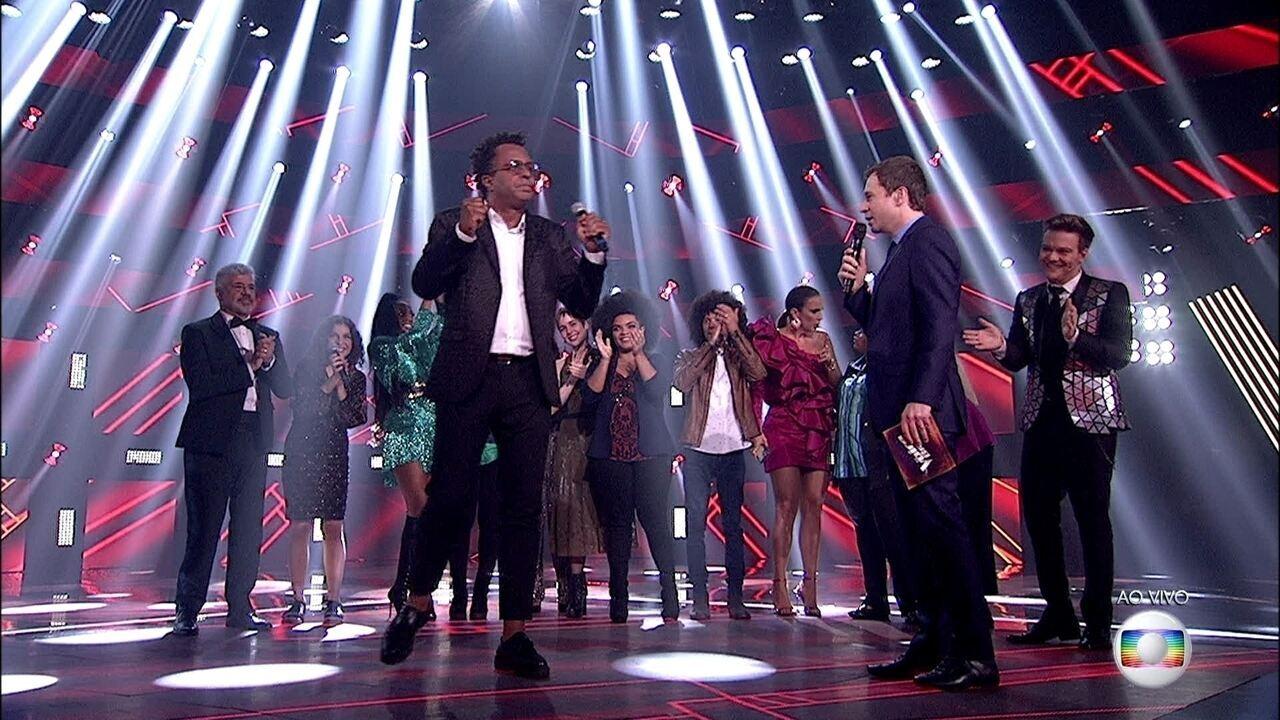 Tony Gordon é o grande campeão do The Voice Brasil 2019