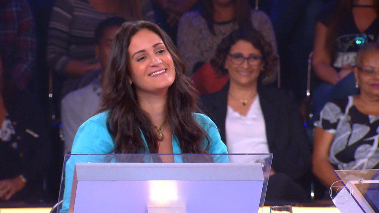 Quem Quer Ser Um Milionário: Luciana Frazão entra na busca pelo milhão