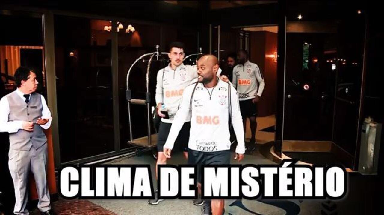 Boletim do Timão: direto de Porto Alegre, informações do Corinthians para jogo contra o Grêmio