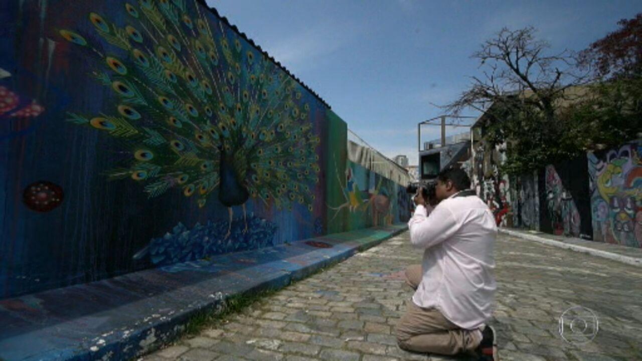 EPTV 40 anos: Globo Repórter mostra a história da comunicação - 1º bloco