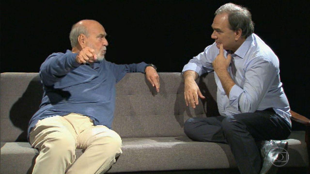 EPTV 40 anos: Globo Repórter mostra a história da comunicação - 2º bloco