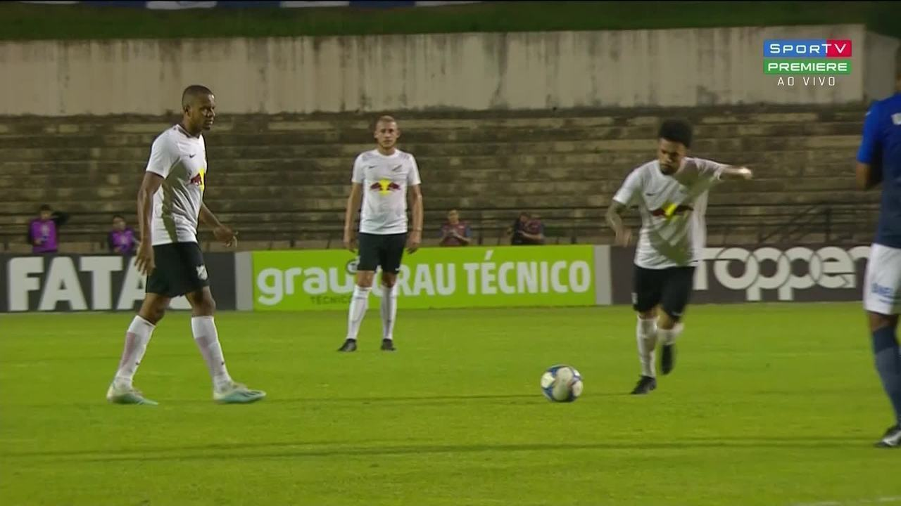MELHORES MOMENTOS: São Bento 0 x 3 Bragantino - Rodada 26 da Série B