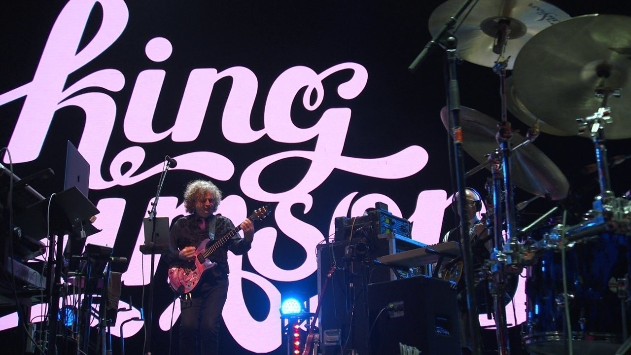 "King Crimson encerra show no Rock in Rio com ""21st Century Schizoid"""