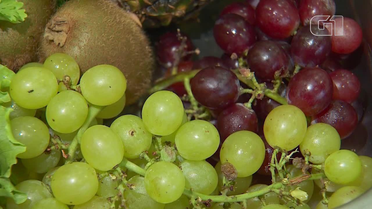 Como reduzir os resíduos de agrotóxicos antes de comer frutas, legumes e verduras