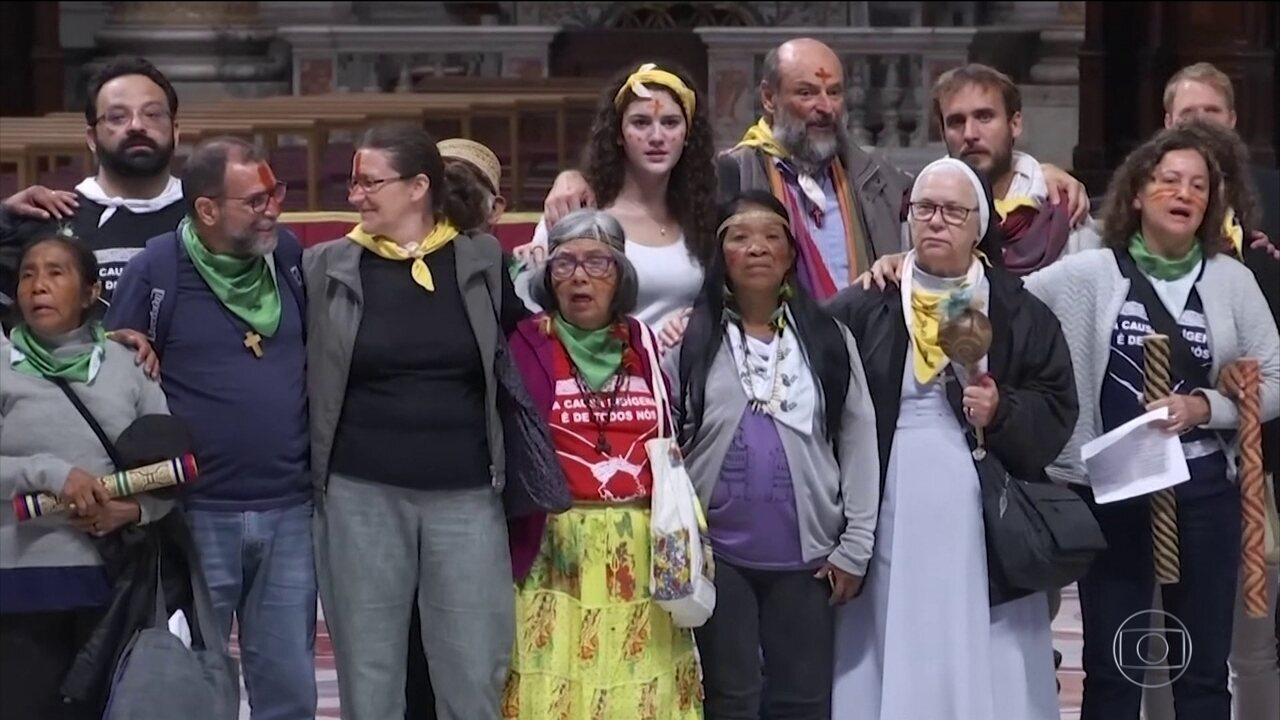 Sessões de trabalho do Sínodo da Amazônia começam no Vaticano