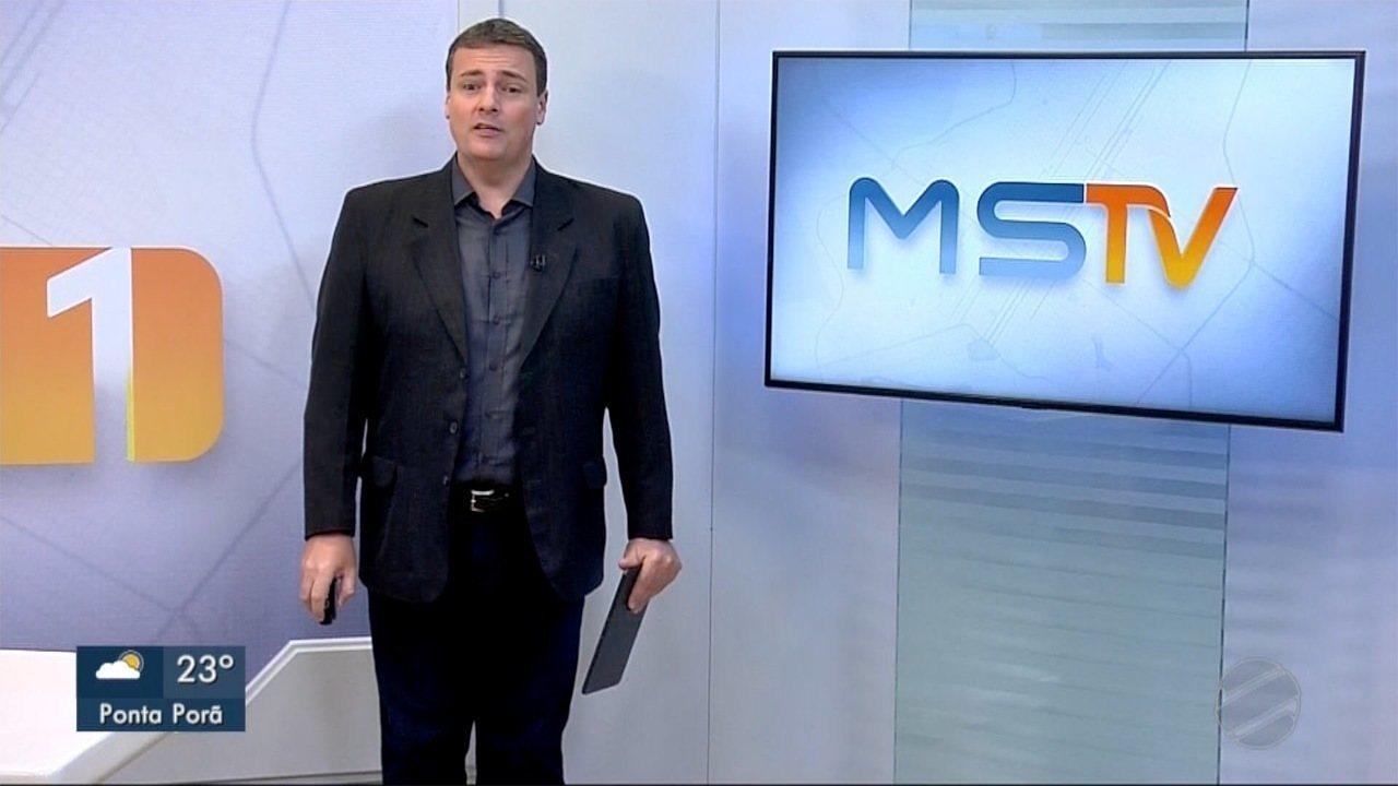 MSTV 1ª Edição Dourados - edição de terça-feira, 08/10/2019 - MSTV 1ª Edição Dourados - edição de terça-feira, 08/10/2019