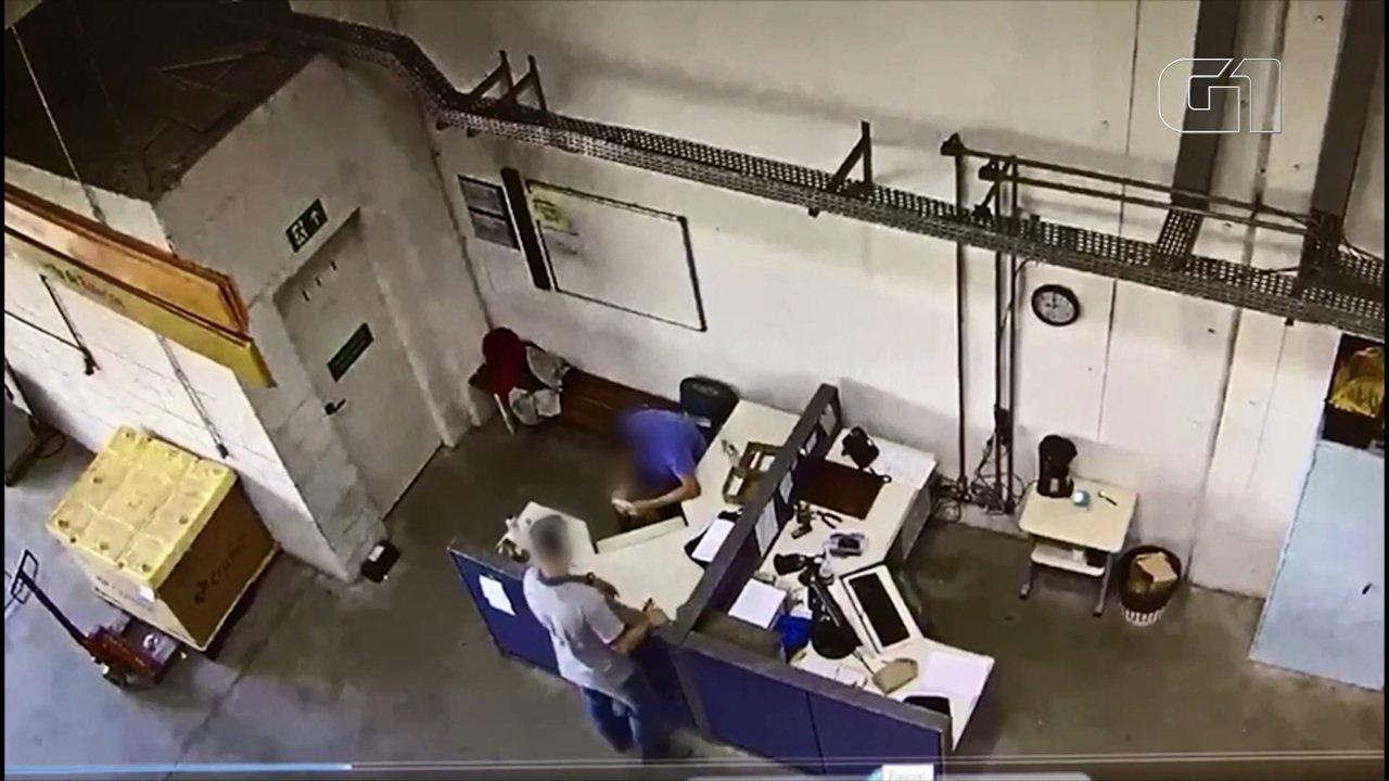 Ex-funcionários dos Correios são alvos de operação contra tráfico de drogas