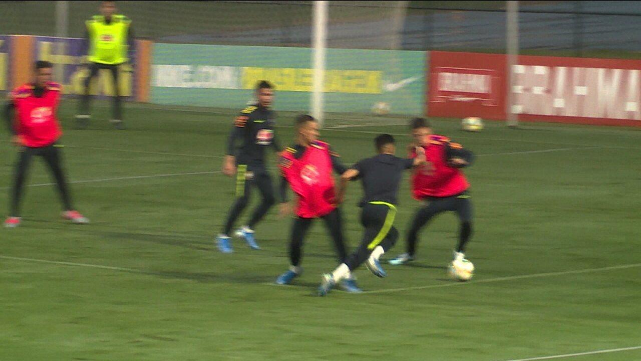 Sem Reinier e Talles Magno, Seleção Sub-17 inicia preparação para Mundial da categoria