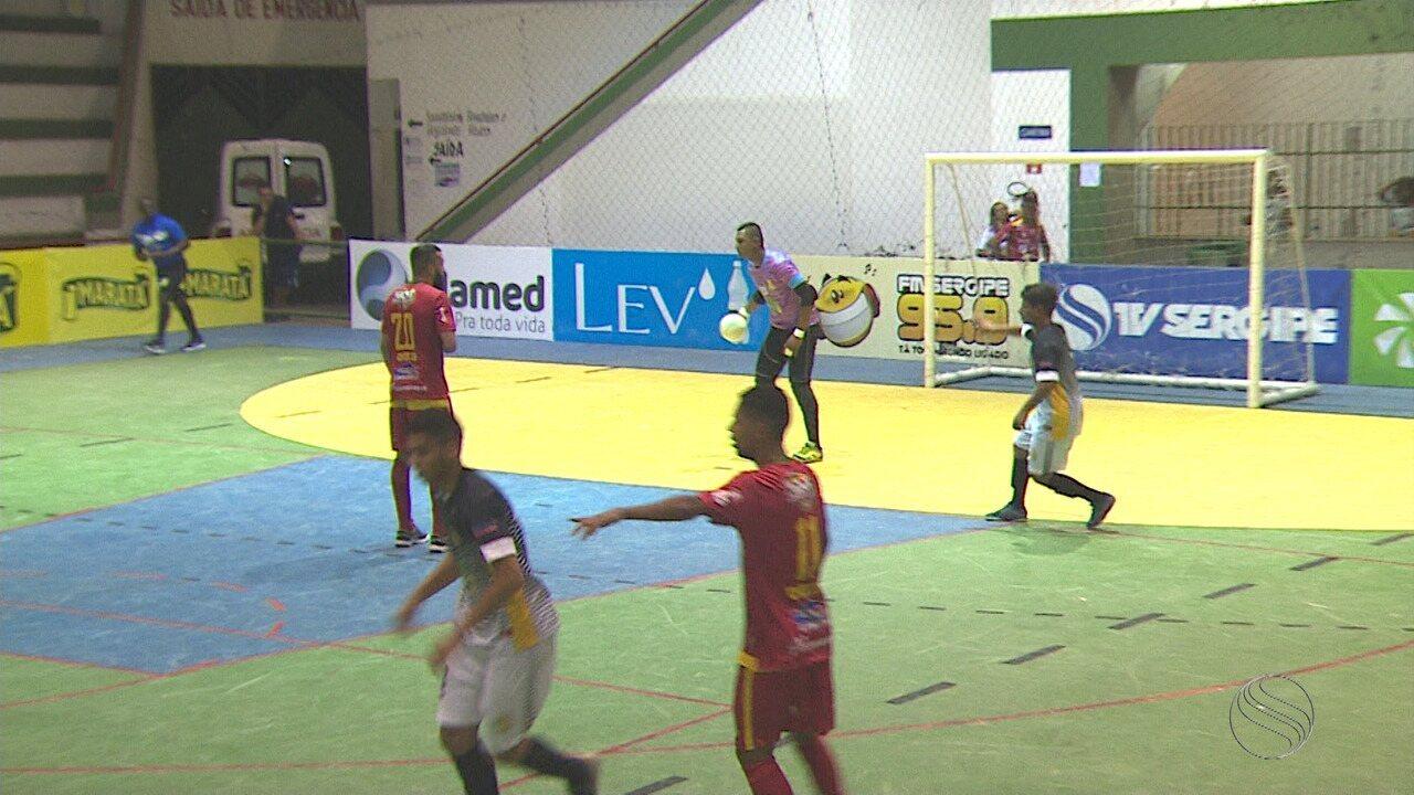 Colônia 13 volta a derrotar Carmópolis e avança de fase na Copa TVSE