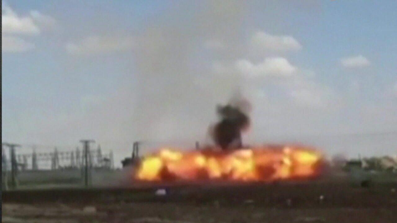 Ataque turco contra forças curdas na Síria deixa oito mortos