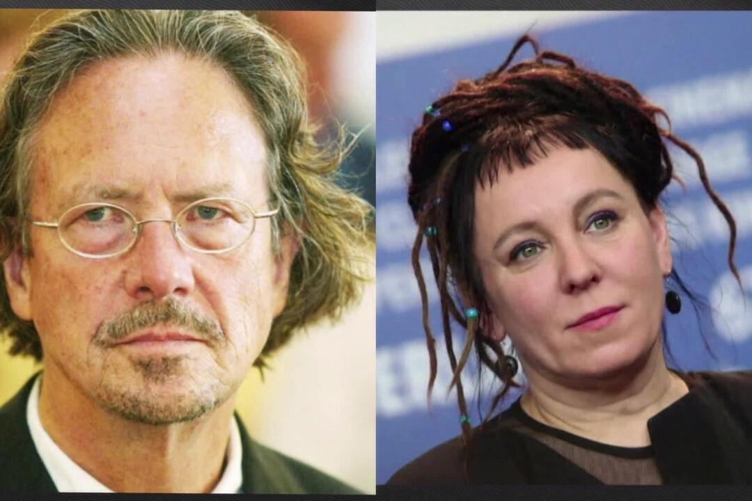Olga Tokarczuk e Peter Handke ganham Nobel de Literatura