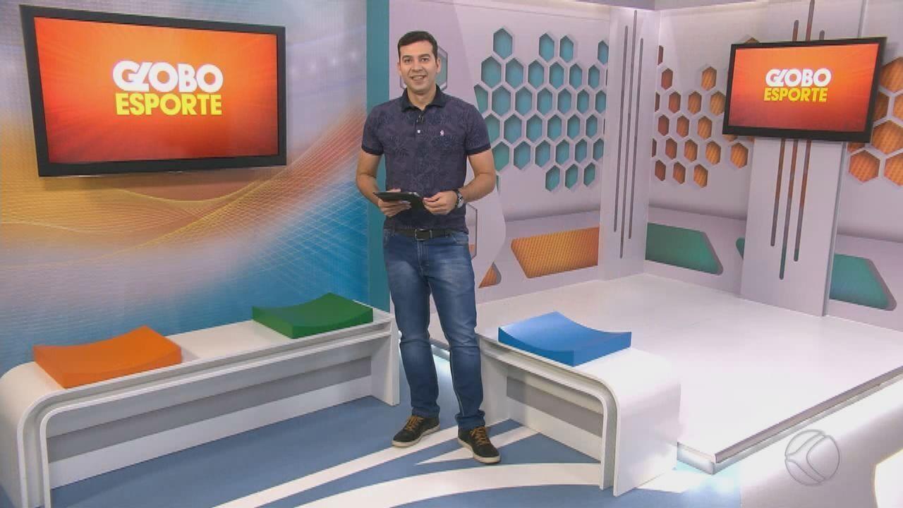 Confira a íntegra do Globo Esporte nesta quinta - Globo Esporte - TV Integração - 10/10/2019