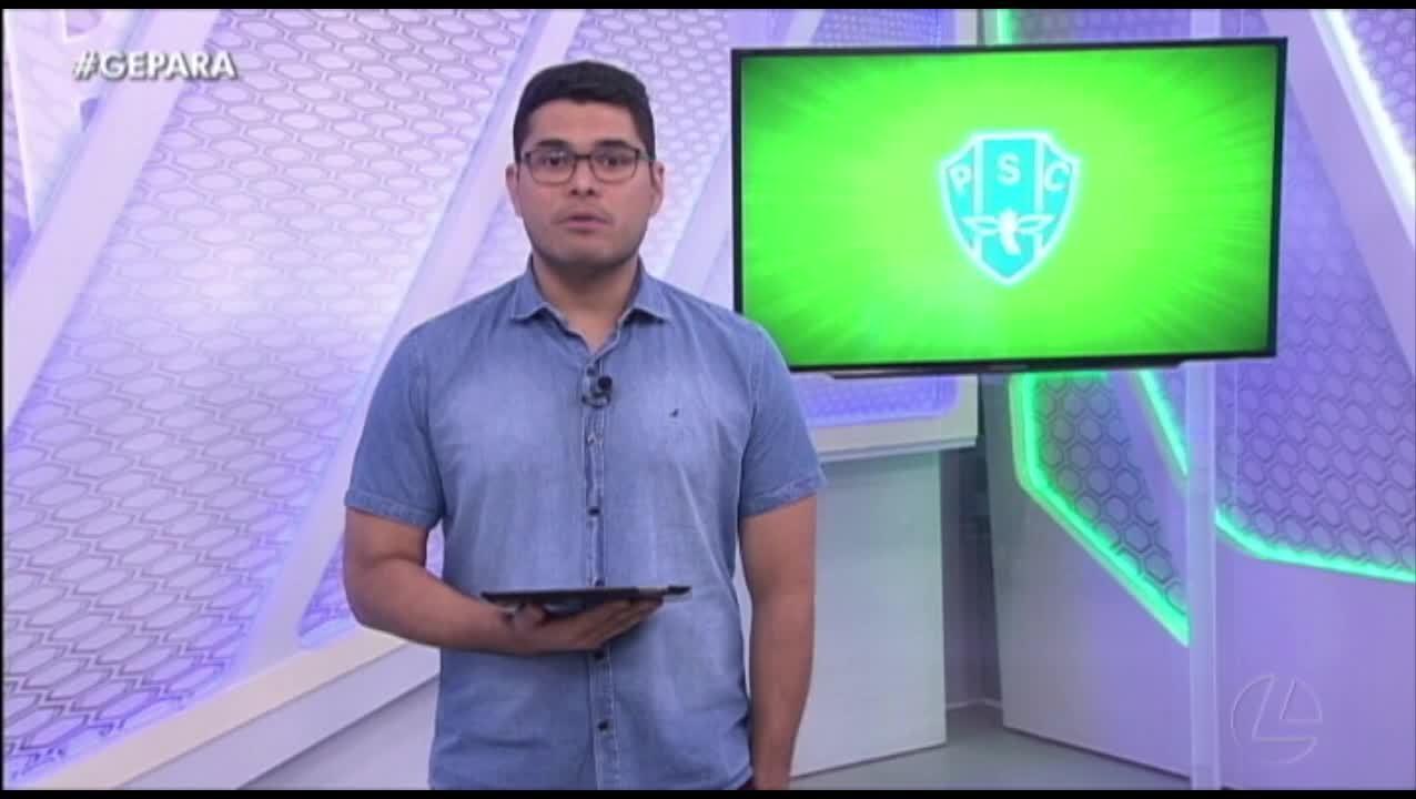 Veja a íntegra do Globo Esporte Pará desta sexta-feira, dia 11