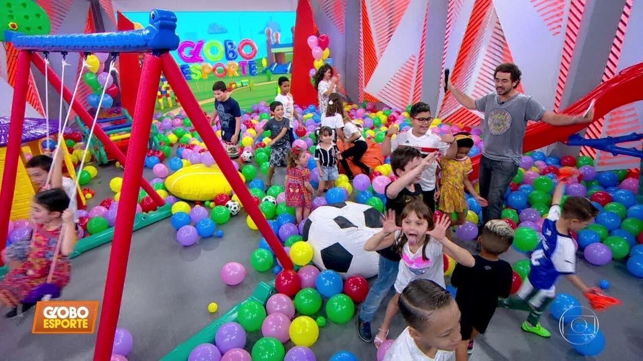 Globo Esporte SP - ÍNTEGRA - sábado 12102019 - Globo Esporte SP - ÍNTEGRA - sábado 12102019
