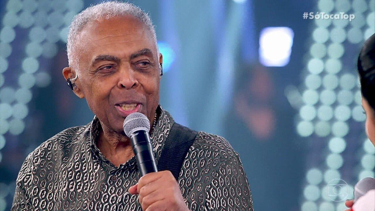 Gilberto Gil conta que queria ser músico desde criança