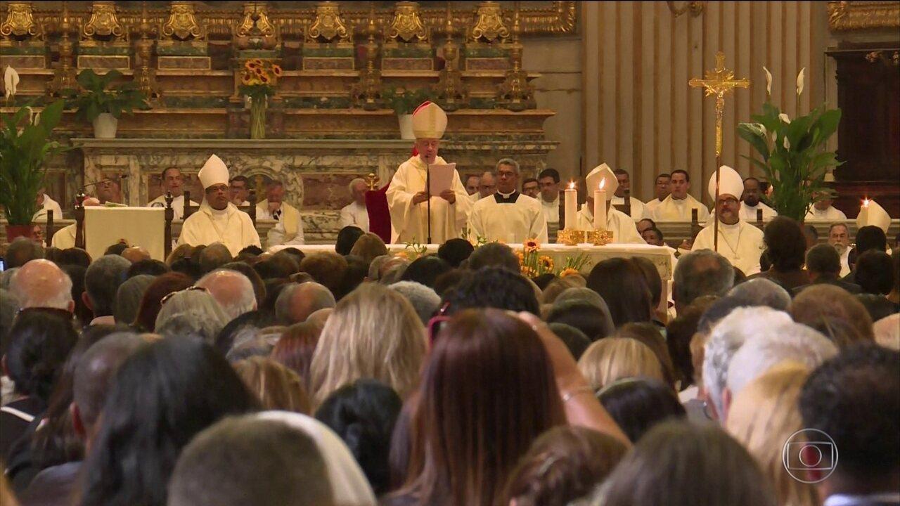 Basílica em Roma celebra a primeira missa para Santa Dulce dos Pobres