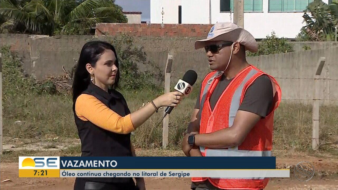 Adema contradiz ministro e diz que barreiras são eficientes contra manchas