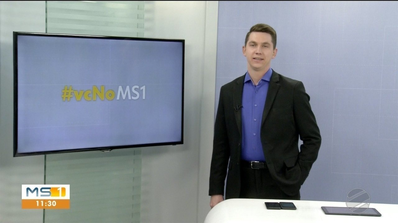 MSTV 1° Edição Corumbá, terça-feira, 15/10/2019 - MSTV 1° Edição Corumbá, terça-feira, 15/10/2019
