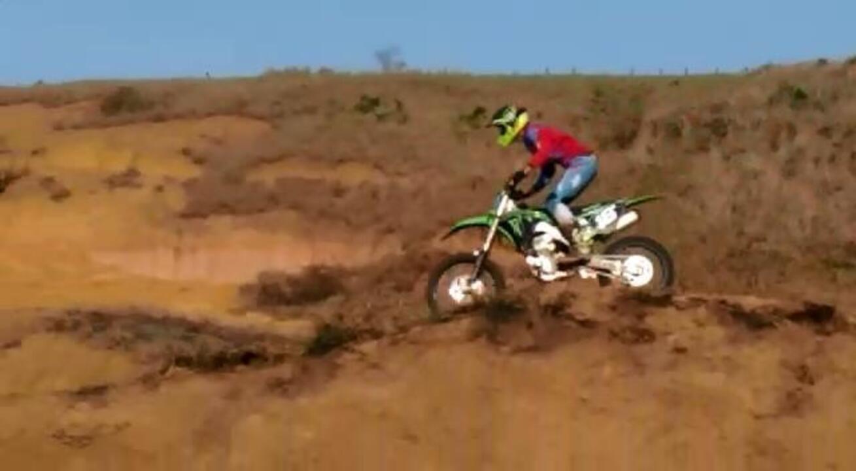 Evento de motocross ocorre no fim de semana em Muriaé