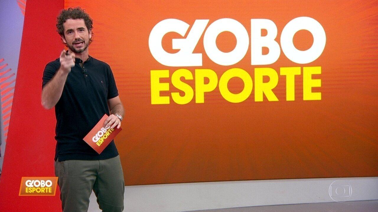 Globo Esporte SP - ÍNTEGRA - Quarta-feira 16/10/2019 - Globo Esporte SP - ÍNTEGRA - Quarta-feira 16/10/2019