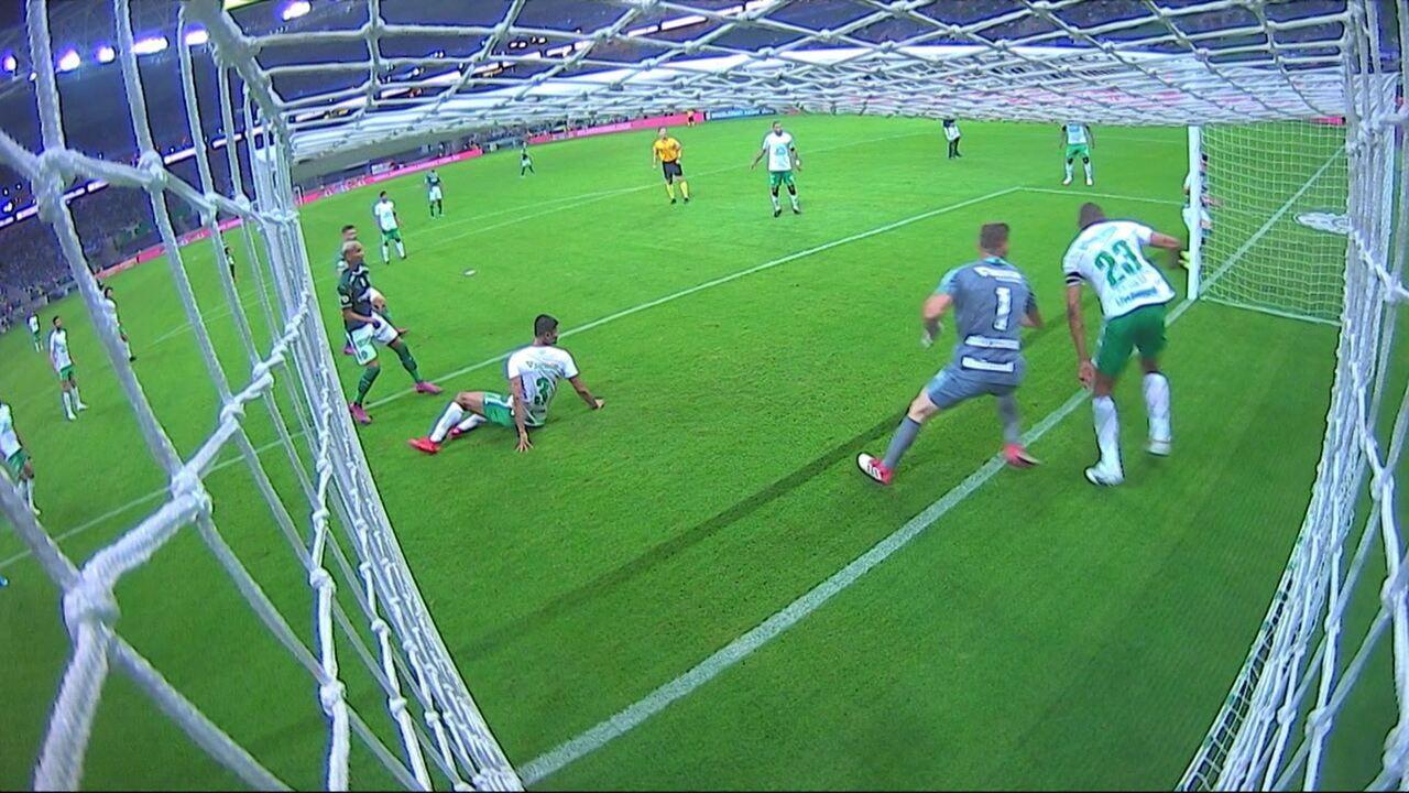 Melhores momentos: Palmeiras 1 x 0 Chapecoense pela 26ª rodada do Brasileirão