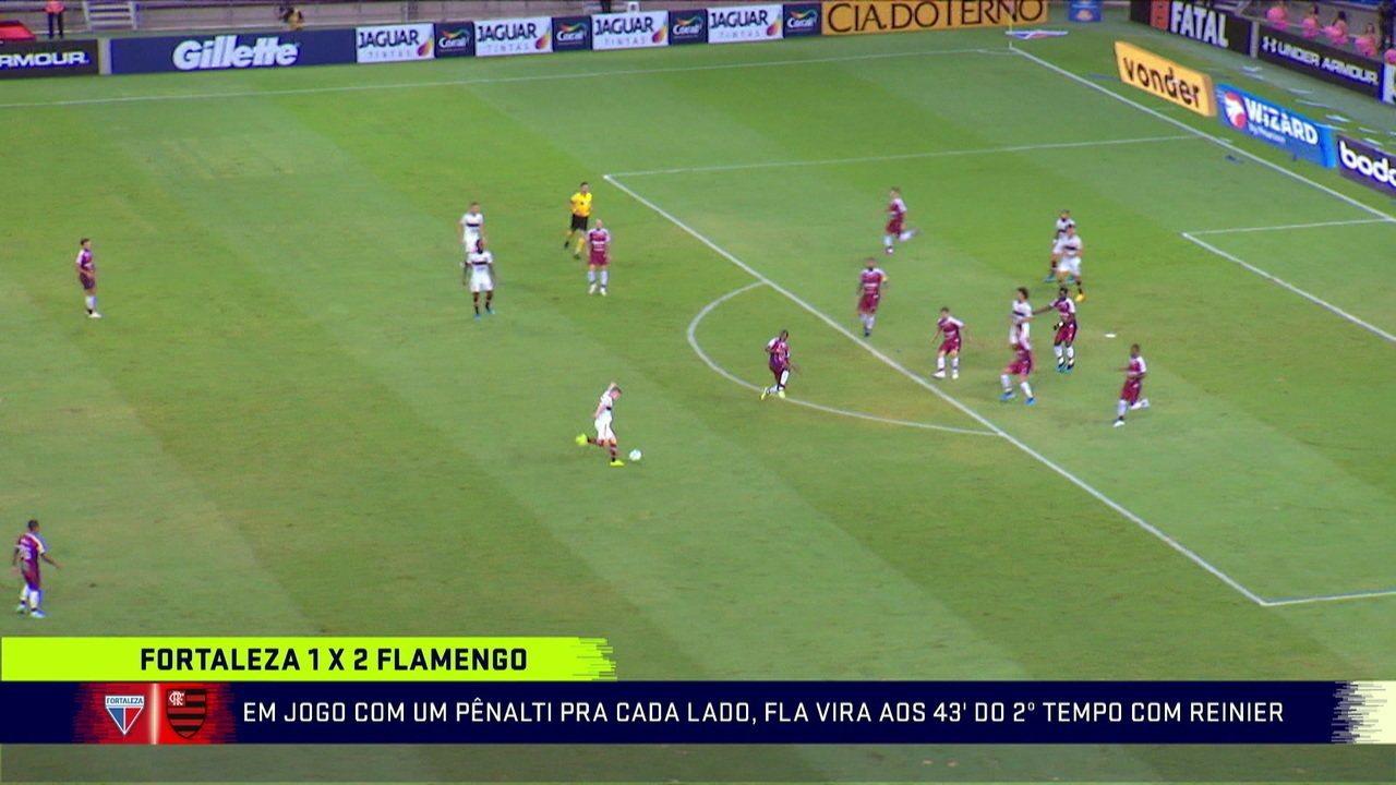 """Ricardo González fala sobre reservas do Flamengo: """"Jorge Jesus faz deles dublês"""""""