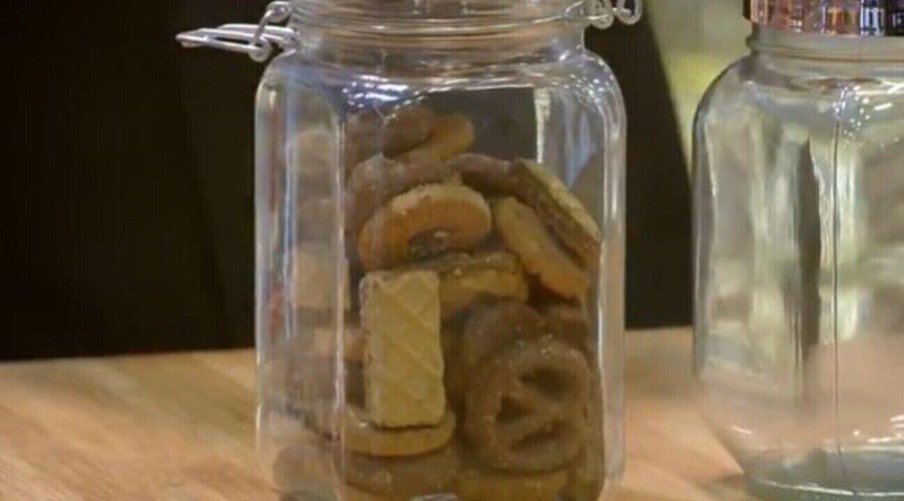 'Supermercado do Chef': José Avillez ensina como conservar biscoito