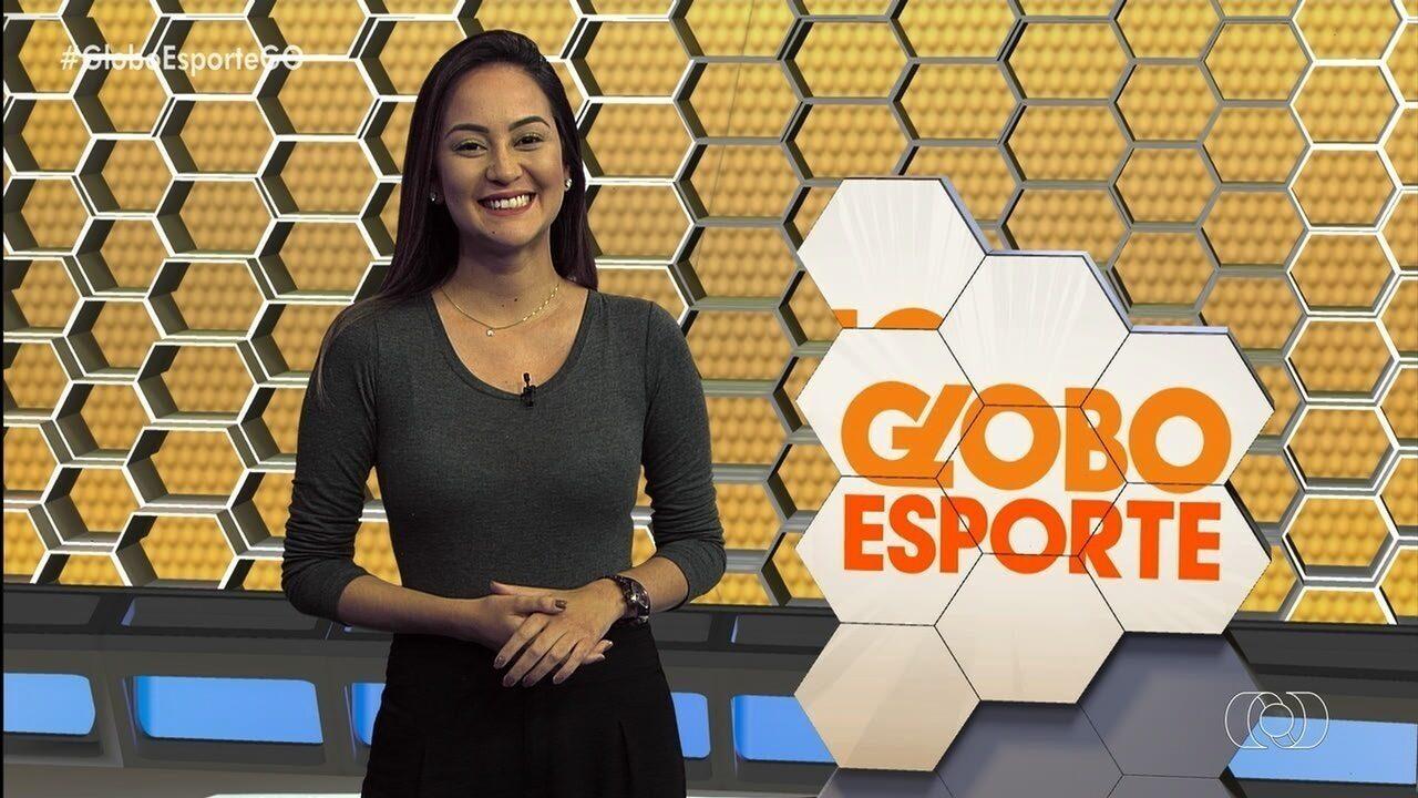 Globo Esporte GO - 18/10/2019 - Íntegra - Confira a íntegra do programa Globo Esporte GO - 18/10/2019